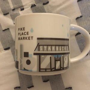 Starbucks Pike Place Market Coffee Mug
